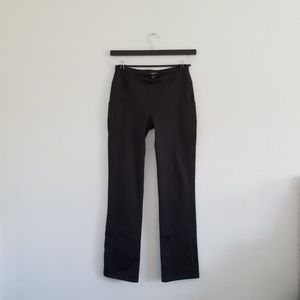 Layer8 | Black Quick Dry Lounging Pants